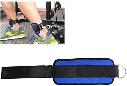 ZLLY Gummiband for Knöchel Tür Pull Rope Fittings Kolben-Aufzug Übung Elastic Band Knöchelriemen-Set Sport Entertainment Yoga-beständigen Band-Knöchel-Kickback-Bügel mit Widerstand-Bänder