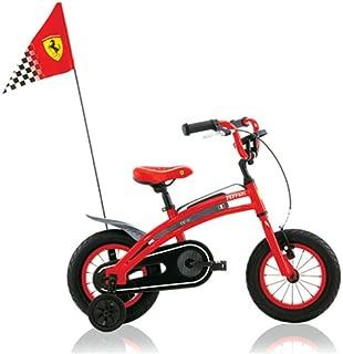 Biciclo Turbo USA Ferrari CX-10 12-Inch Kids Bike