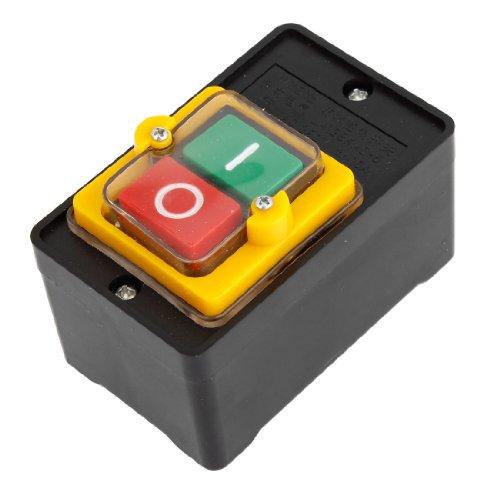 Freund–Schalter mit Druckknopf Zündung ausschalten Wasserdicht 10A 380V AC de