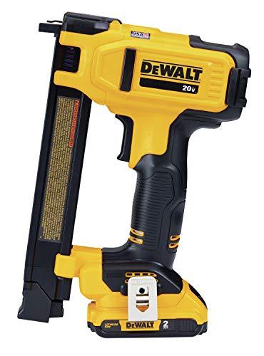 DEWALT 20V MAX Stapler Kit for Cables (DCN701D1)