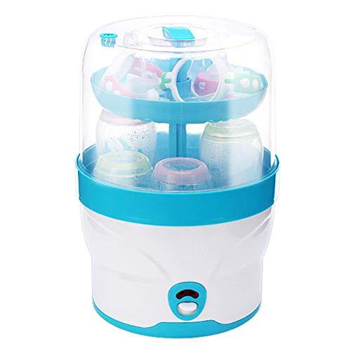 Sterilisator, nagelneu 2 in 1 Multifunktionsbabyflaschen-Sterilisator-Dampfgarer mit großer Kapazität