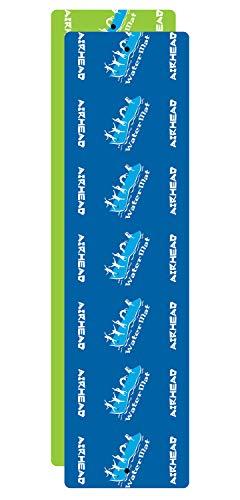 """Airhead WATERMAT Fun MAT 22 Plus, 22' x 6' x 2"""", Green / Blue"""