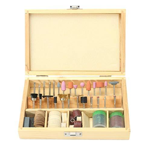 Yongse 150 stks Rotary Tool Accessoire Bits Kit Voor Dremel Slijpen Hobby Boor Tool
