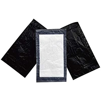 Splyco USA TD40, 4x7-Inch White Dri-Loc 40 Grams, Absorbent Meat, Produce, Fish and Poultry Foam Tray Pads, Tattoo Pads by