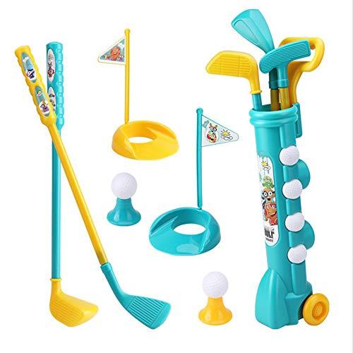ZPL Golf per Bambini El Plastico Material Señal Carretilla Fácil A Llevar Niños Al Aire Libre Juguetes Cerebro Juego Adecuado para Casa Y Al Aire Libre