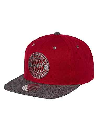 FC Bayern München M&N Flatcap Bordeaux