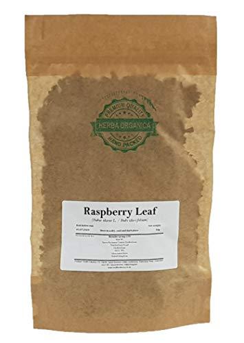 Raspberry Leaf - Rubus Idaeus L # Herba Organica # Red Raspberry, European Raspberry (50g)