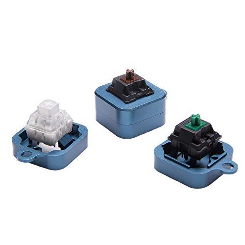 KEEZSHOP Metall Switch Openers Mechanische Tastatur Tastenkappen für Cherry mx-Schalter und Kailh Box Gateron-Schalter öffnen