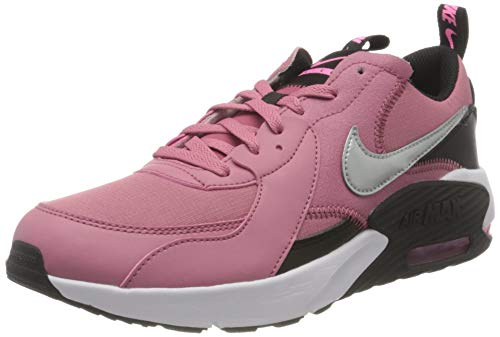 Nike Air Max EXCEE SE (GS), Scarpe da Ginnastica Bambina, Rosa Nero Grigio, 36.5 EU