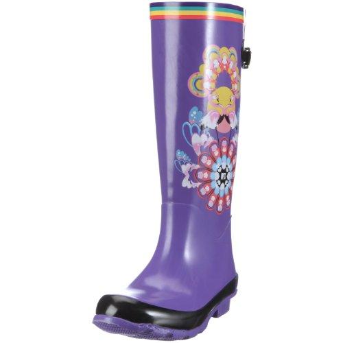 MTV 50700 Flamingo, Damen Stiefel, Violett (lila 554), EU 37, (US 6)