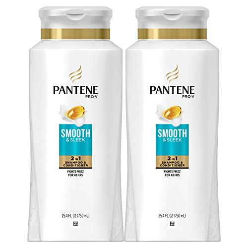 Best pantene anti frizz shampoo
