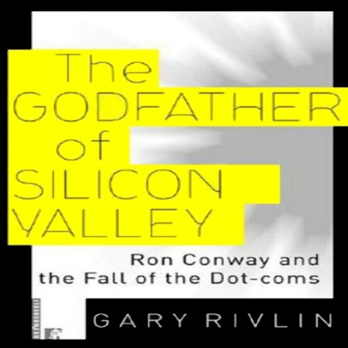 The Godfather of Silicon Valley cover art