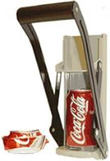 Trituradora de latas de bebidas...