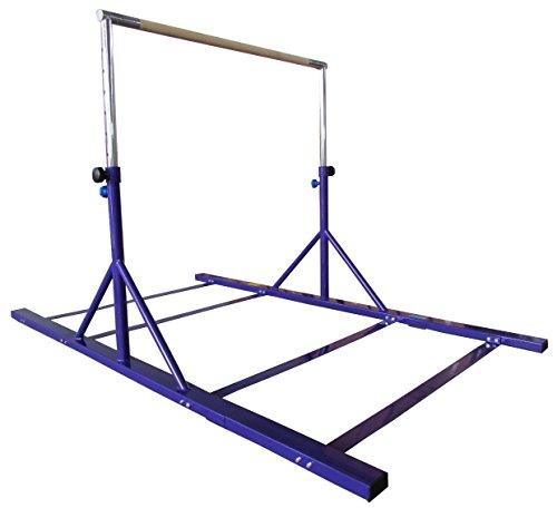 Z Athletic Expandable Junior Training Bar & Extension Kit Package (Purple)
