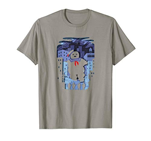 Ghostbusters Stay Puft T-shirt, 6 Colors  for Men, Women, Youth