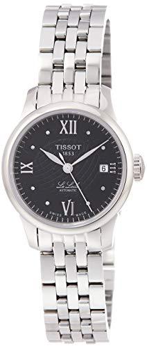 Tissot Damen-Uhren Analog Automatik One Size Edelstahl 87494233