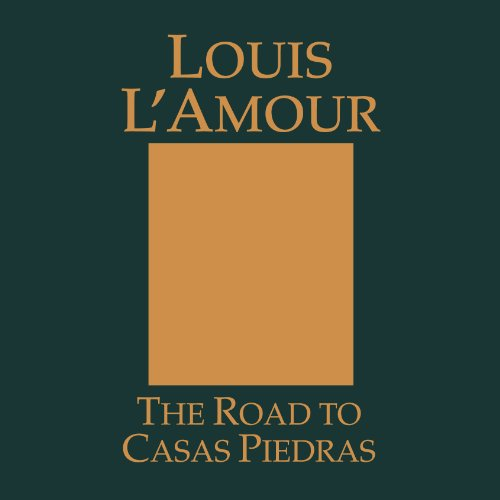 The Road to Casas Piedras audiobook cover art