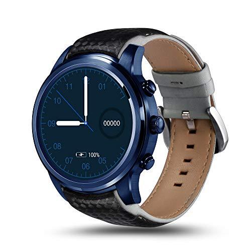 CITW Smart Watch Android 5.1 2GB + 16GB Reloj para Hombre Soporte 3G Tarjeta SIM GPS WiFi Detección De Ritmo Cardíaco Reloj Inteligente