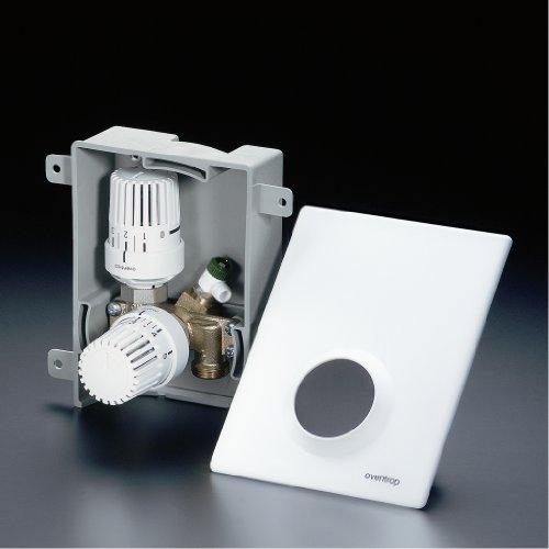 Oventrop Unibox plus Einzelraumregelung Thermostatventil und RTL-Ventil 1022637