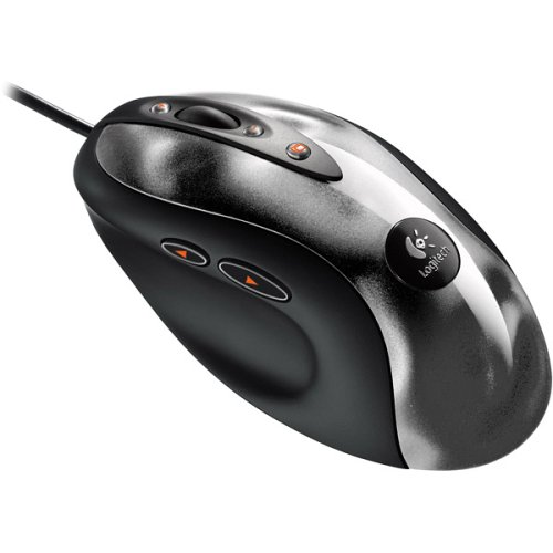 Logitech MX 518 Gaming-Grade Optical Mouse