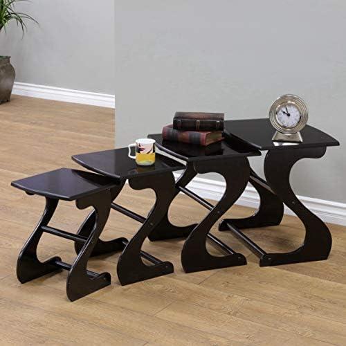 Best Frenchi Home Furnishing Nesting Tables (Set of 4) …