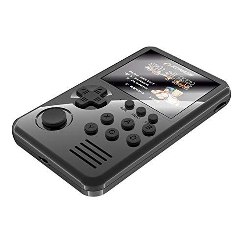 Consola de Juegos portátil Retro, Mini máquinas recreativas 1500 Juegos clásicos incorporados, Videojuegos portátiles de Mano para niños y Adultos, Consola de Consolas de Juegos Retro de 16 bits