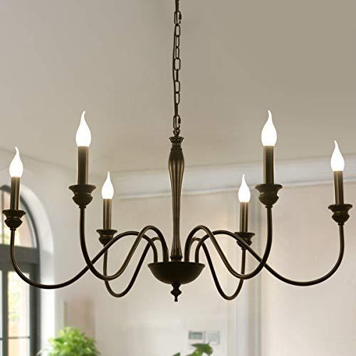 candelabro negro fabricante Ganeed
