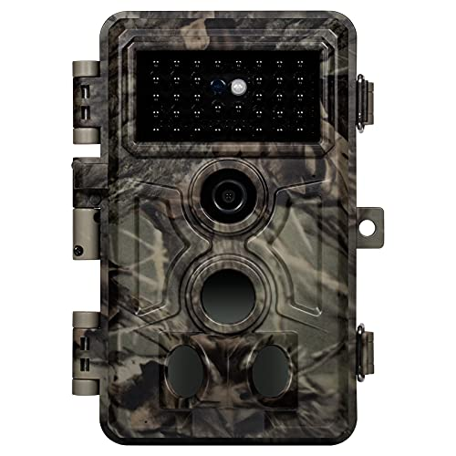 Meidase Game Trail Camera 20MP 1080P Fast 0.2S Motion Activated 75ft No Glow Night Vision Waterproof Cam for Wildlife Deer Trail Outdoor Critter Animal Scouting