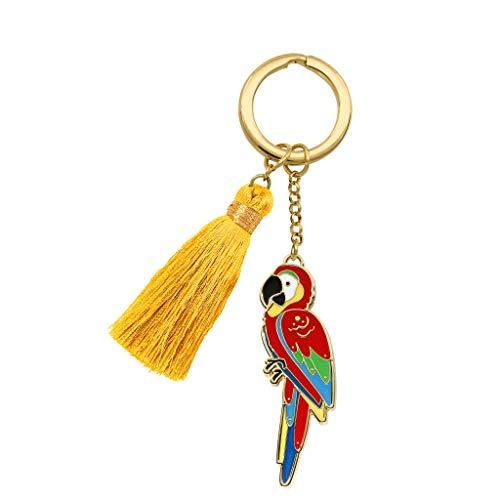 Charms - Portachiavi BEYOND modello pappagallo Ara