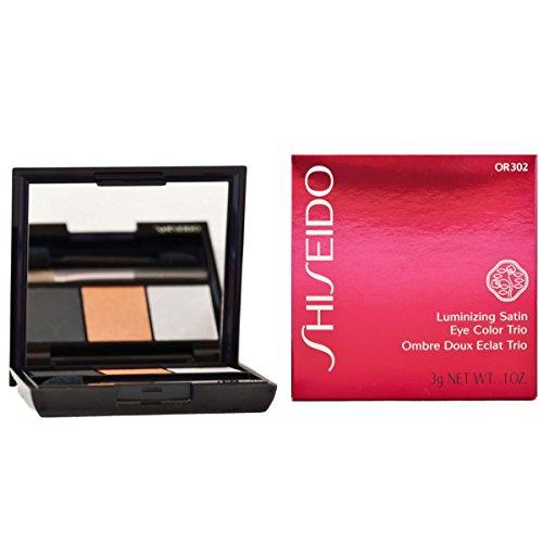 Shiseido Lidschattenpalette Luminizing Satin Eye Color Trio OR302 3 g, Preis/100 gr: 998.33 EUR