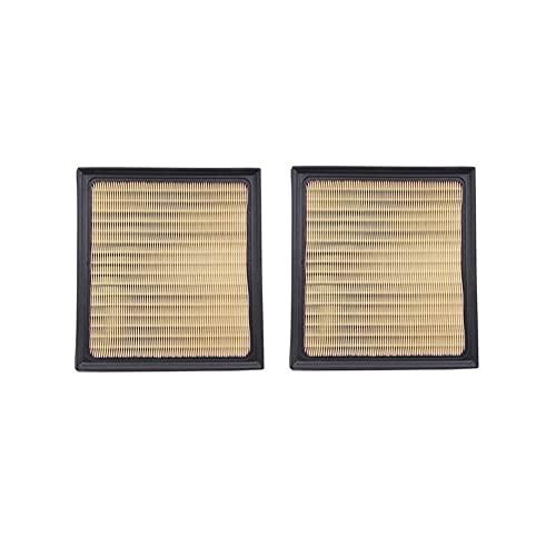 Filtri aria motore Filtro Aria Auto Filtro Abitacolo 2 Pz Per ES350 XV60 XV70 2012-2020 3.5L 2GR-FE Filtro 17801-31130 87139-50100 Filters per Auto (Color : 2 Pcs Air Filter)
