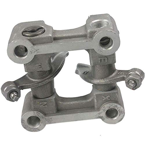 Chanoc Camshaft Seat with Rocker Arm for GY6 49cc 50cc ATV Scooter 139QMA 139QMB (64MM)