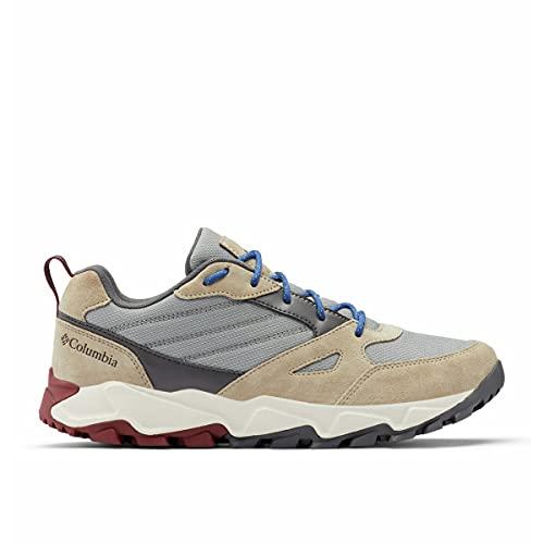 Columbia IVO Trail, Zapatos para Senderismo Hombre, Stratus Mountain Blue, 45 EU