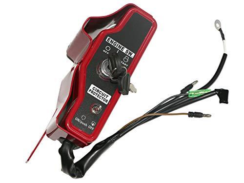 Rotek Startbox (Keybox) für 1-Zylinder Benzinmotoren mit Elektrostart