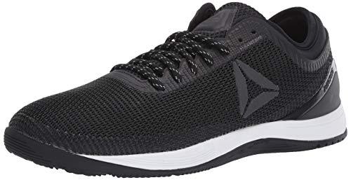 Reebok Hombre R Crossfit Nano 8.0 Zapatos para Correr Negro, 39