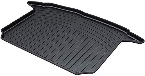 HAZYLA Maletero Alfombrillas para Peugeot 307,Caucho Almohadilla de Carga Trasera del Coche Impermeable a Prueba de Polvo Accesorios de modificación