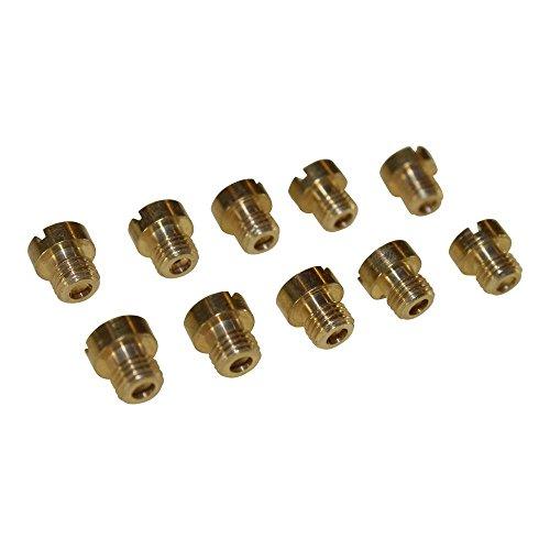 Vergaser Düsen Set M6 60-105 für DellOrto Aerox, Nitro, SR50, CPI Hussar, Oliver, Generic, Rexy 25 50, Neos, Why, Zest