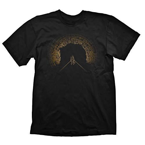 "Metro Exodus T-Shirt ""Autumn Sketch"", L"
