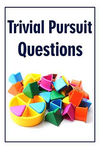 TRIVIAL PURSUIT: QUESTIONS (English Edition)