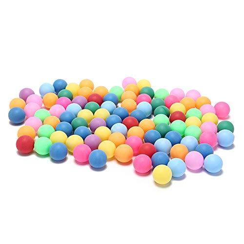 50Pcs/Pack Colored Ping Pong Balls