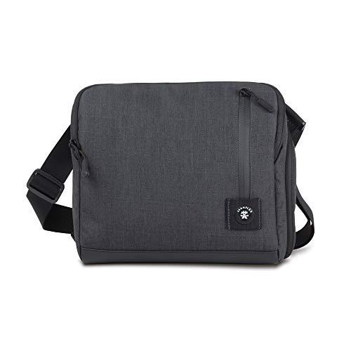 Crumpler Road Case 1000Digital SLR DSLR Compact System Kamera Schulter Sling Bag Regen Cover–Schwarz Anthrazit