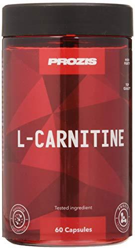 Prozis L-Carnitina, 1500 mg, 60 Capsule