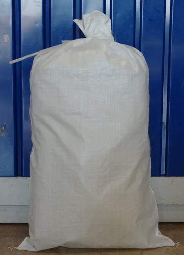 SACCHETTIFICIO NICOLOSI - Sacos de rafia multiusos de 55 x 100 cm (10 unidades)