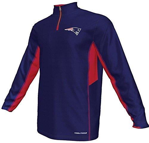 NFL Trainingsjacke Sweater Jacke NEW ENGLAND PATRIOTS Defending Zone in SMALL (S)