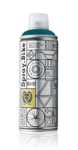 Spray.Bike 048114 LackSprayfür individuelle Veredelung vonFahrräder-London Kollektion-Battersea 400ML