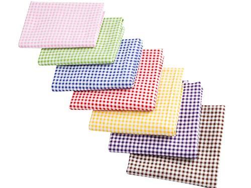 MAGFYLYDL Tela Algodon Infantil Piezas De Tela 50 × 50 Cm, Tejido De Material De Costura para Niños, Tela De Confección Pañales De Bebé