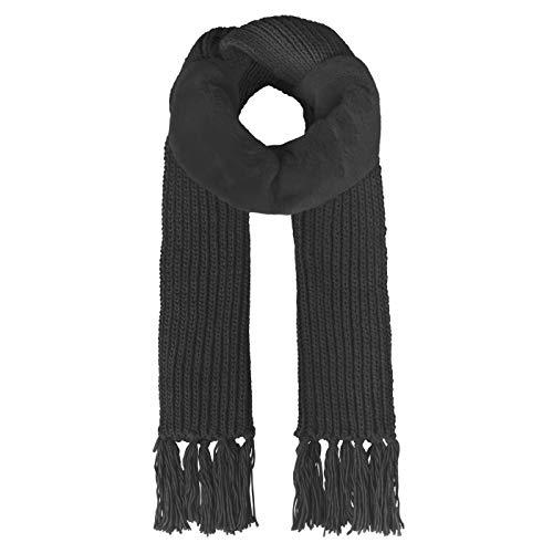 CODELLO knuffelige longsjaal met nep voor gebruik