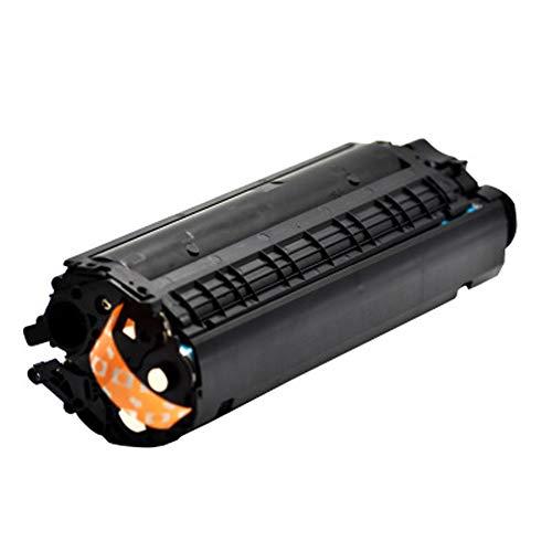 GYYG Reemplazo de Cartucho de tóner Compatible para HP 12A Q2612A para HP 1010 1020 1018 M1005 1319 3015 3050 Suministros de Oficina de Impresora Suministros Escolares, a Black
