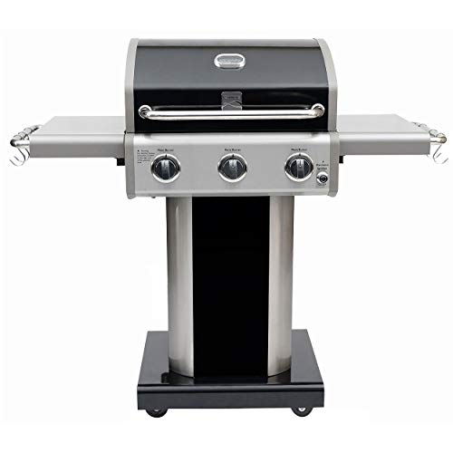 Kenmore PG-4030400LD-AM 3 Burner Outdoor Patio Gas BBQ...