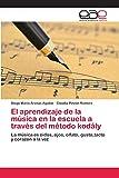 El aprendizaje de la música en la escuela a través del método kodály